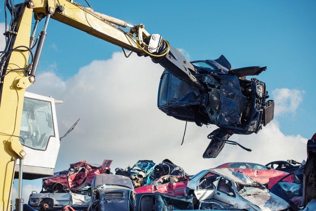 Car Recycling Facility