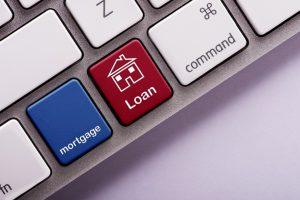 loan key in keyboard