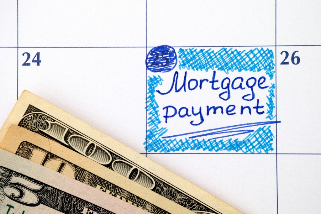 mortgage payment deadline